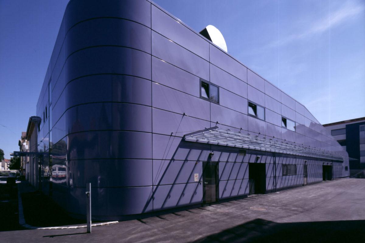 Ver- und Entsorgungszentrum Geriatrisches Logistikzentrum