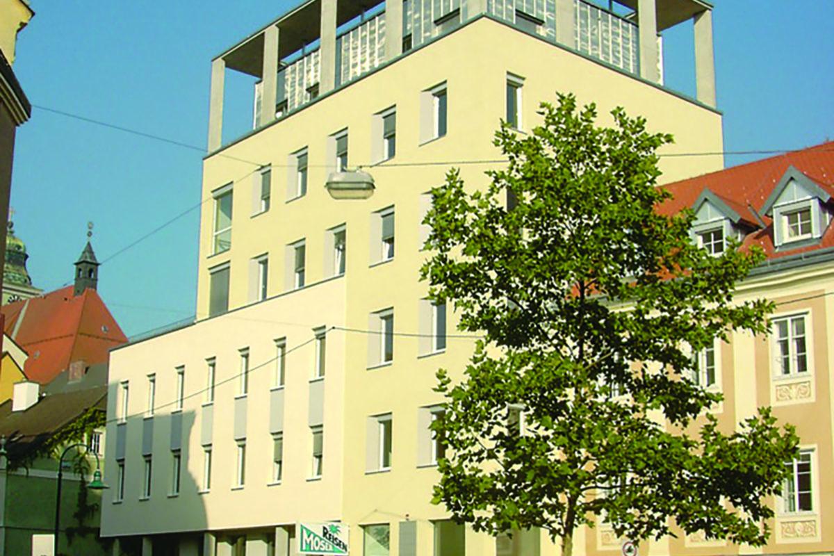 GRAWE, Graben14-18  Kollegiumgasse, Linz