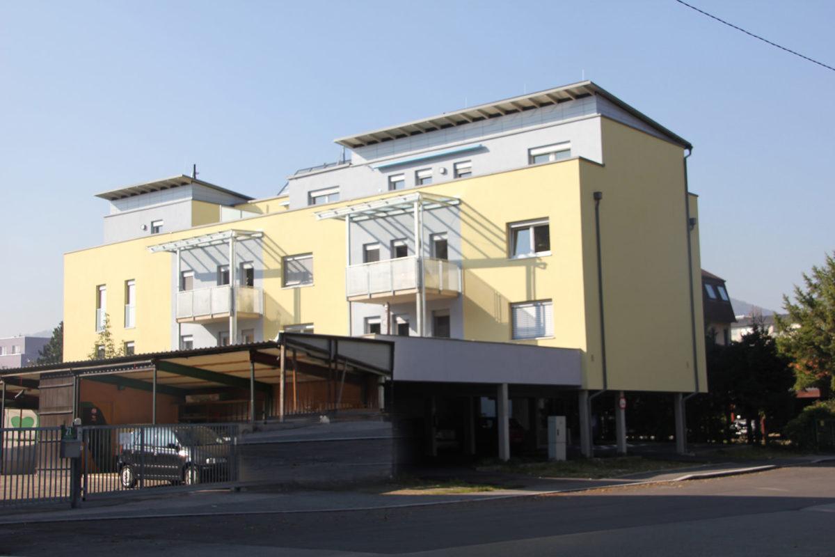 Wohnbau Zeillergasse 73