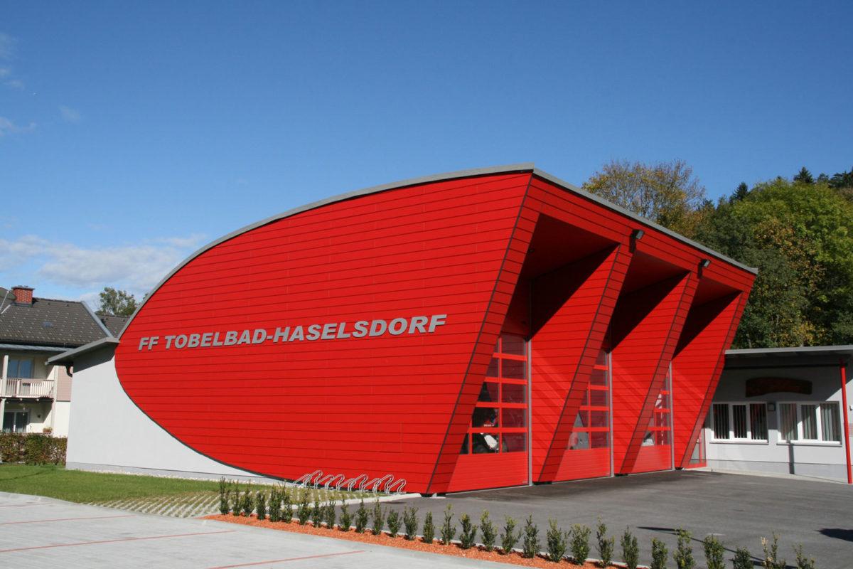BV NEUBAU FF Haselsdorf – Toblbad
