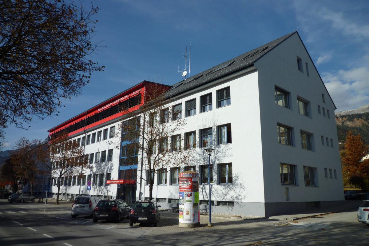 Umbau und therm. Sanierung der BH Liezen
