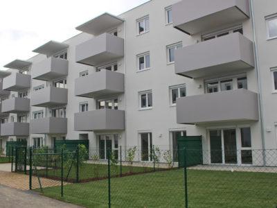 Neubau Wohnbebauung Mühlgangweg 24 + 26
