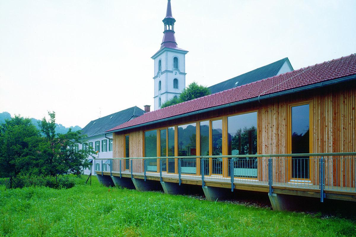 Pfarrheim St. Peter am Ottersbach