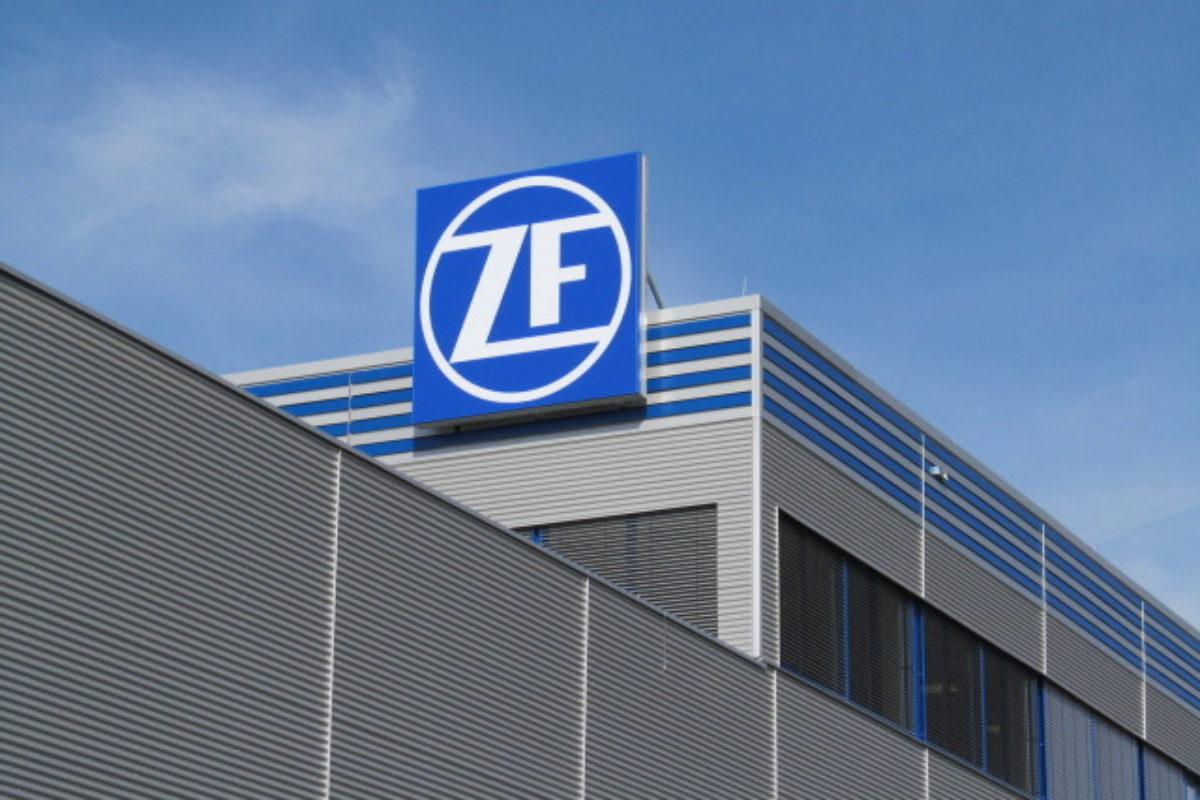 Erweiterung der Produktionshalle ZF Lebring