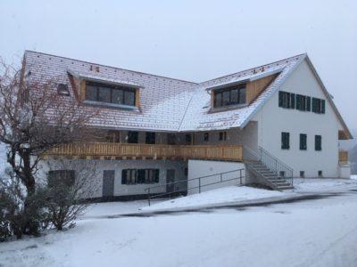 Umfassende Sanierung Wohnhaus Dillacherstraße 19, Köflach