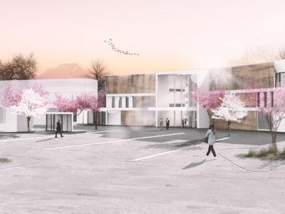 Neubau Amtsgebäude Seiersberg-Pirka
