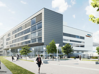 Neubau Produktionsbetrieb Siemens Healthineers – Forchheim